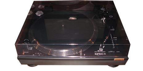 SPEC+ アナログプレーヤーAP50